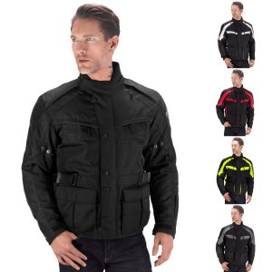 Viking Cycle Enforcer Best Motorcycle Jackets For Hot Weather