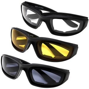 best All Weather glasses for night riding