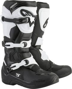 best Alpinestars dirt bike boots for trail riding