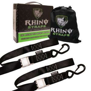 Best Tie Down Straps For Motorcycles Rhino USA