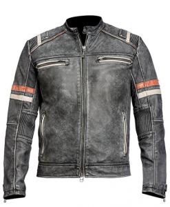 Best Cafe Racer Jacket Leather Motorcycle Jackets Under $200