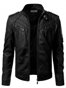 Best Leather IDARBI Motorcycle Jackets Under $200