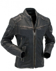 Best Spazeup Leather Motorcycle Jackets Under $200