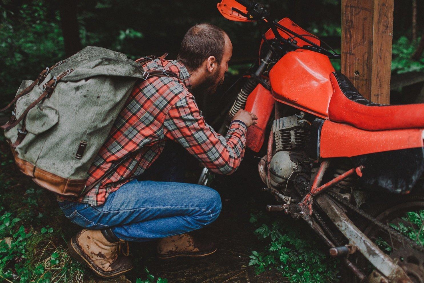 Top 5 Best Motorcycle Backpacks With Helmet Holders