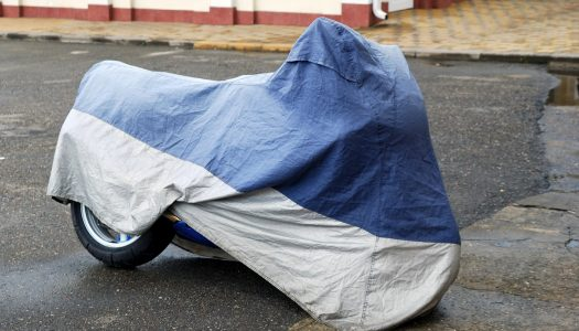The 5 Best Motorcycle Covers For Outdoors