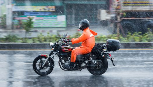 The 5 Best Rain Suits For Motorcycles