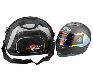 Best HITSAN Motorcycle Backpack With Helmet Holder