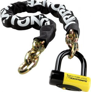Best Kryptonite Security Chain For Motorcycles