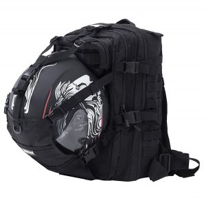 Best Seibertron Motorcycle Backpack With Helmet Holder