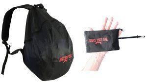 Best Ultra Lightweight Packable Motorcycle Backpack With Helmet Holder