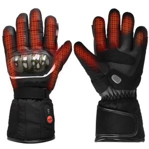 Best Electric heated gloves for cold weather motorcycle riding