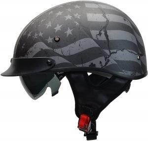 best vega half helmet no mushroom