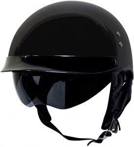 best voss half helmet no mushroom